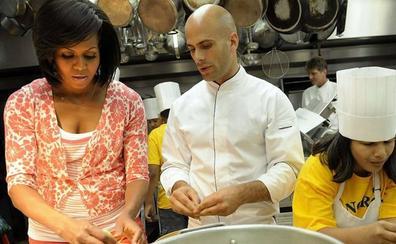 El chef de Obama visita Valencia para hablar de innovación en la industria alimentaria