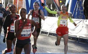 El 10K Valencia Ibercaja se baña en oro