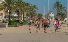 Gandia aspira a aumentar la rentabilidad con la llegada de más turistas extranjeros