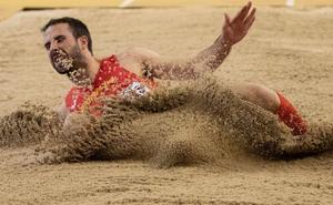 Eusebio Cáceres recupera la forma de cara al Mundial