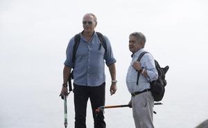 'Mi casa es la tuya': Miguel Ángel Revilla recibe a Bertín Osborne en Cantabria