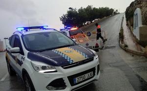 Benitatxell cierra el acceso al Puig de la Llorença por riesgo de tormentas eléctricas
