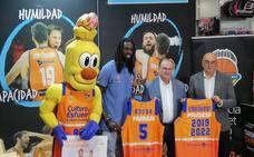 Ndour, en su presentación: «Quiero ser el mejor defensor de la ACB»