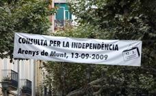 El secesionismo intenta que la llama que prendió hace 10 años en Arenys no se apague