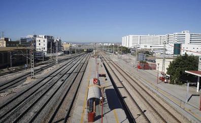 Se suspenden todas las circulaciones ferroviarias entre Valencia, Alicante y Albacete