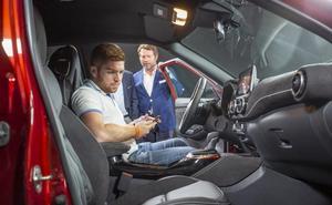 Nissan Juke: En directo