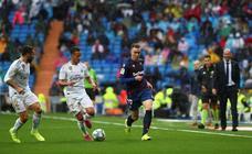 El Real Madrid-Levante, en imágenes