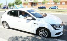 El nuevo examen de conducir llega a Valencia