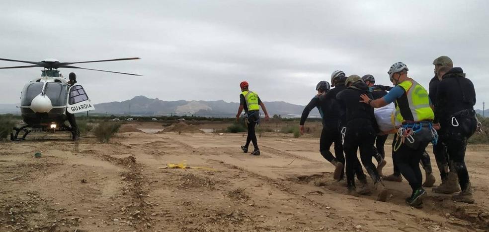 La gota fría se cobra la segunda víctima en la Vega Baja