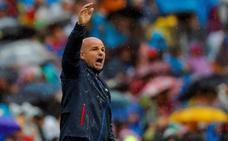 Paco López: «No es fácil terminar aquí con el Madrid pidiendo la hora»