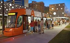 El TRAM d'Alacant supera el millón de viajeros durante el mes de agosto