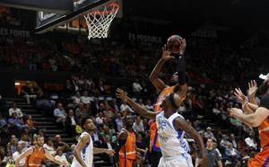 El Valencia Basket cae ante el San Pablo