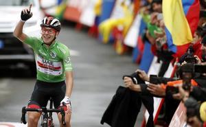 Roglic resuelve su primera Vuelta