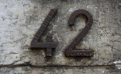 Matemáticos resuelven el enigma del número 42 planteado hace 65 años