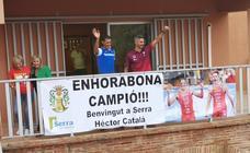 El corazón de la Sierra Calderona late por Héctor Catalá