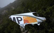 Dos personas fallecidas en un accidente de avioneta en Pedreguer