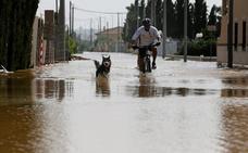 Hallado con vida en Alicante el hombre desaparecido cuando iba en un 'quad'
