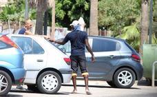 Denuncian intimidaciones de gorrillas en las proximidades de Mestalla