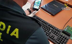 Capturados en Valencia 10 miembros de una red de extorsión a usuarios de webs de citas