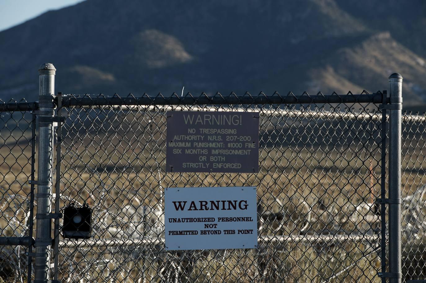 Área 51: el misterio del desierto de Nevada