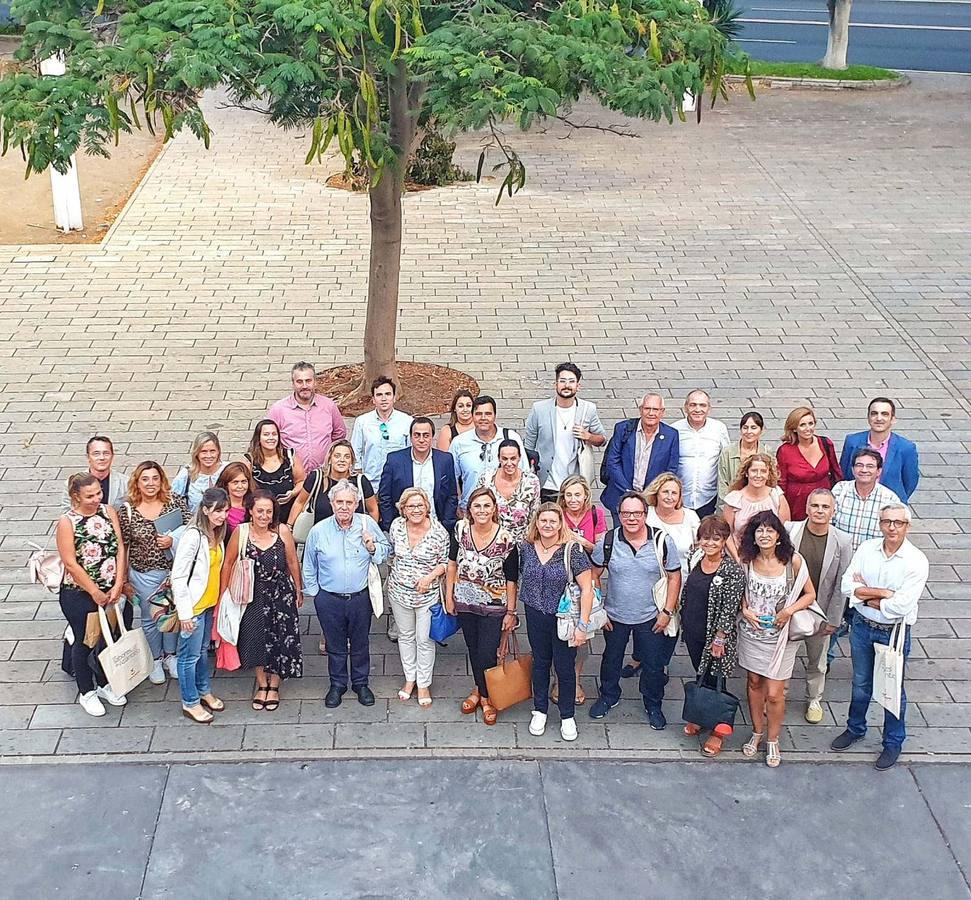 El alcalde de Dénia participa en el encuentro de la asociación Destinos de Saborea España