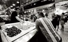 El Mercado Central, sin alas