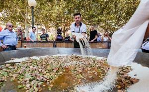 Los escolares estrenan la semana grande de la gastronomía en Oliva