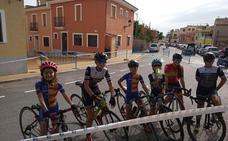 Tarde de éxitos para los ciclistas del Triasport en la Challenge de la Vila Joiosa