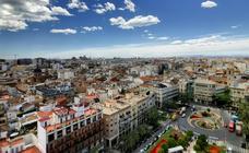La subida del IBI afecta a 400.000 pisos en Valencia con una media de diez euros por recibo