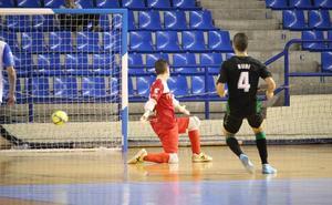 El Nítida Alzira se estrena en Segunda con derrota ante Irefrank
