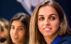 Natasha Andonova, jugadora del Levante: «El objetivo es meterse en la Champions y creo que vamos a conseguirlo»