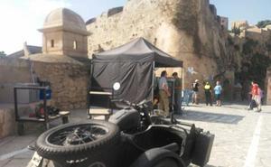 La nueva serie de Movistar+ que ha convertido un castillo de la Comunitat en una fortaleza nazi