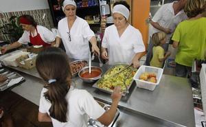 Educación rebaja el baremo para acceder a las becas comedor en la Comunitat