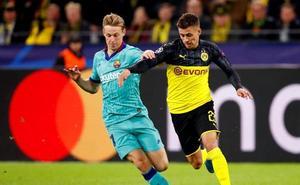 Dortmund-Barça, en directo