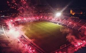 Levante Fans 'enciende' el Ciutat