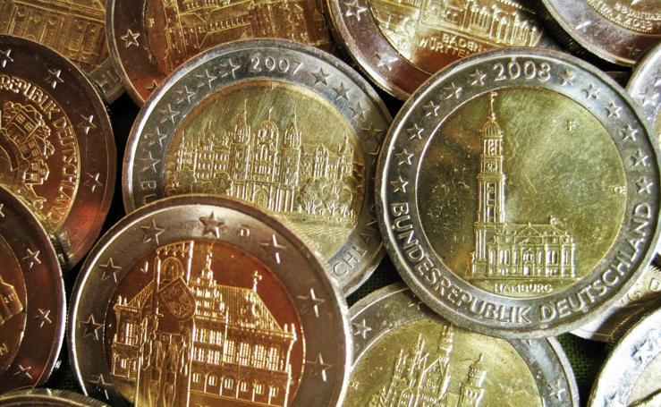 Estas son las monedas de 2 euros conmemorativas más valiosas