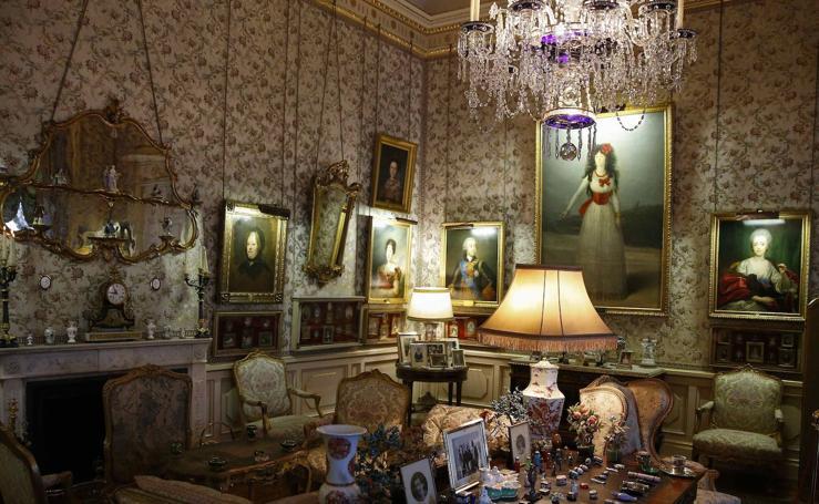 El Palacio de Liria abre sus puertas como museo