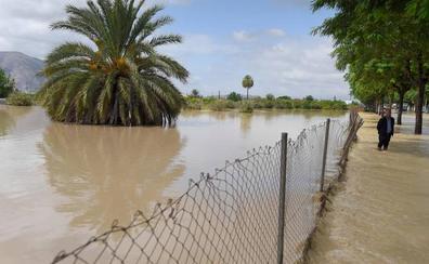 La Generalitat Valenciana calcula que los daños de la gota fría en la Vega Baja superarán los 1.500 millones de euros