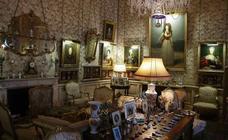 Lujo en el interior del Palacio de Liria
