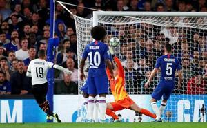 El Valencia se lleva 2,7 millones de euros tras vencer al Chelsea