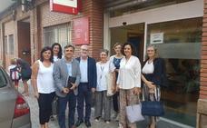 Alboraya comprueba las obras de reforma del Punto de Atención Continuada