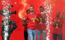 Víctor Claver: «Es un orgullo ser el primer campeón del mundo valenciano»