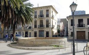 La plaza del Rosario de Valencia estará reformada en cuatro meses