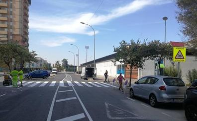 El Ayuntamiento cambia el acceso a un barrio de Valencia