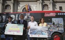 Movilidad Sostenible presenta el dispositivo especial para la celebración del Maratón de Valencia 2019