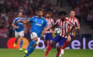Savic recorta distancias para el Atlético