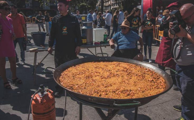 Las 14 paellas que se pueden degustar gratis en el World Paella Day 2019 en Valencia