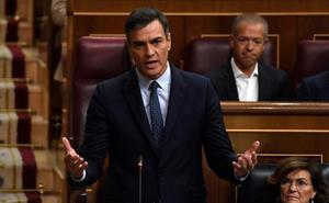 Sánchez se lava las manos y culpa a PP, Cs y Podemos de la repetición electoral