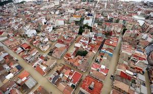 Ximo Puig anuncia ayudas por 23 millones a personas y municipios por la gota fría