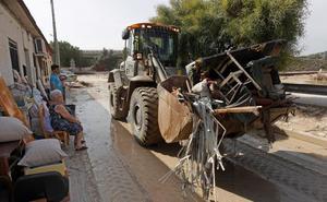 La Comunitat acumula casi 500 millones de euros sin ejecutar en obras antirriadas